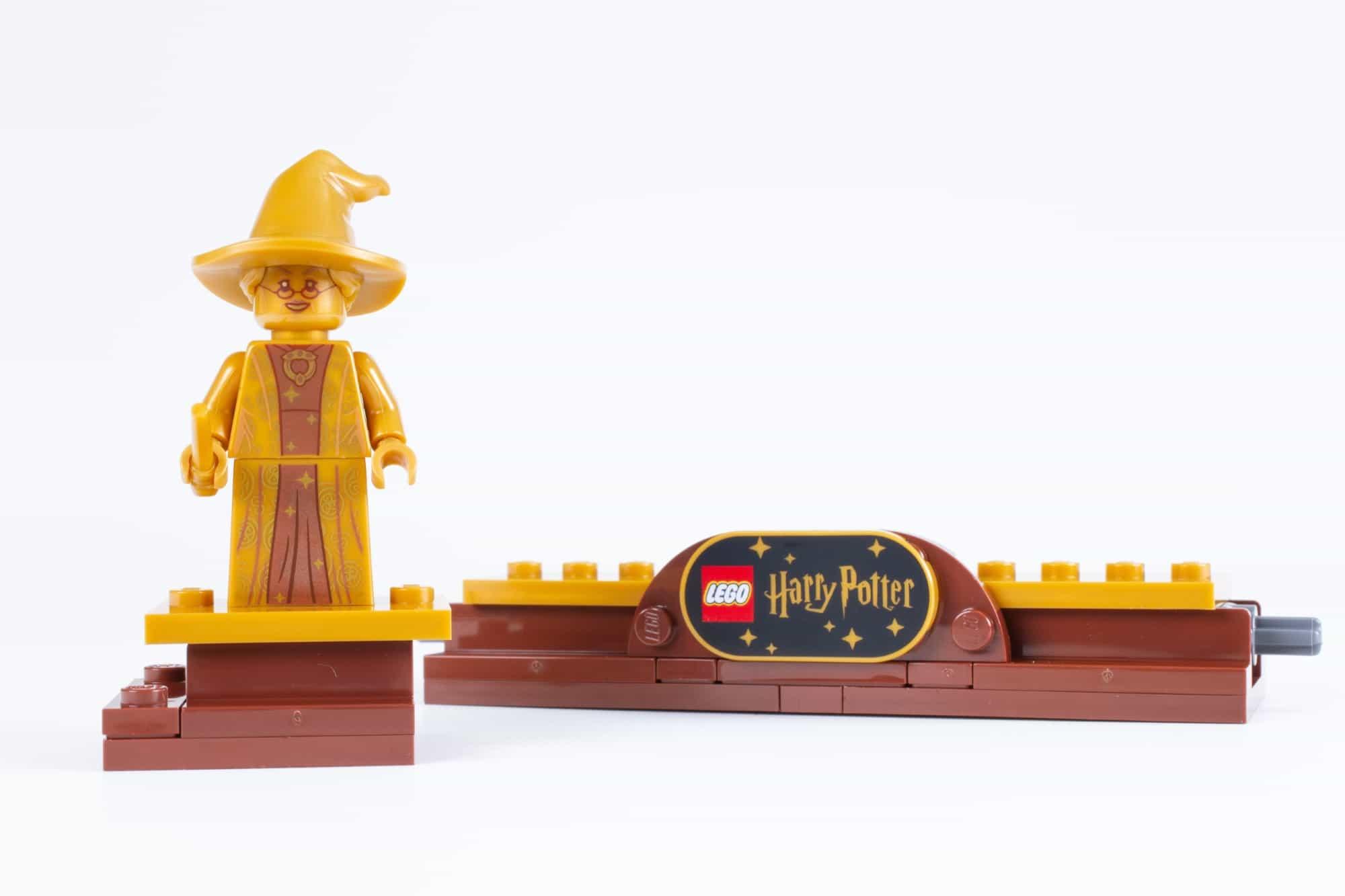 LEGO 76391 Hogwarts Icons Review Schritt 20 7