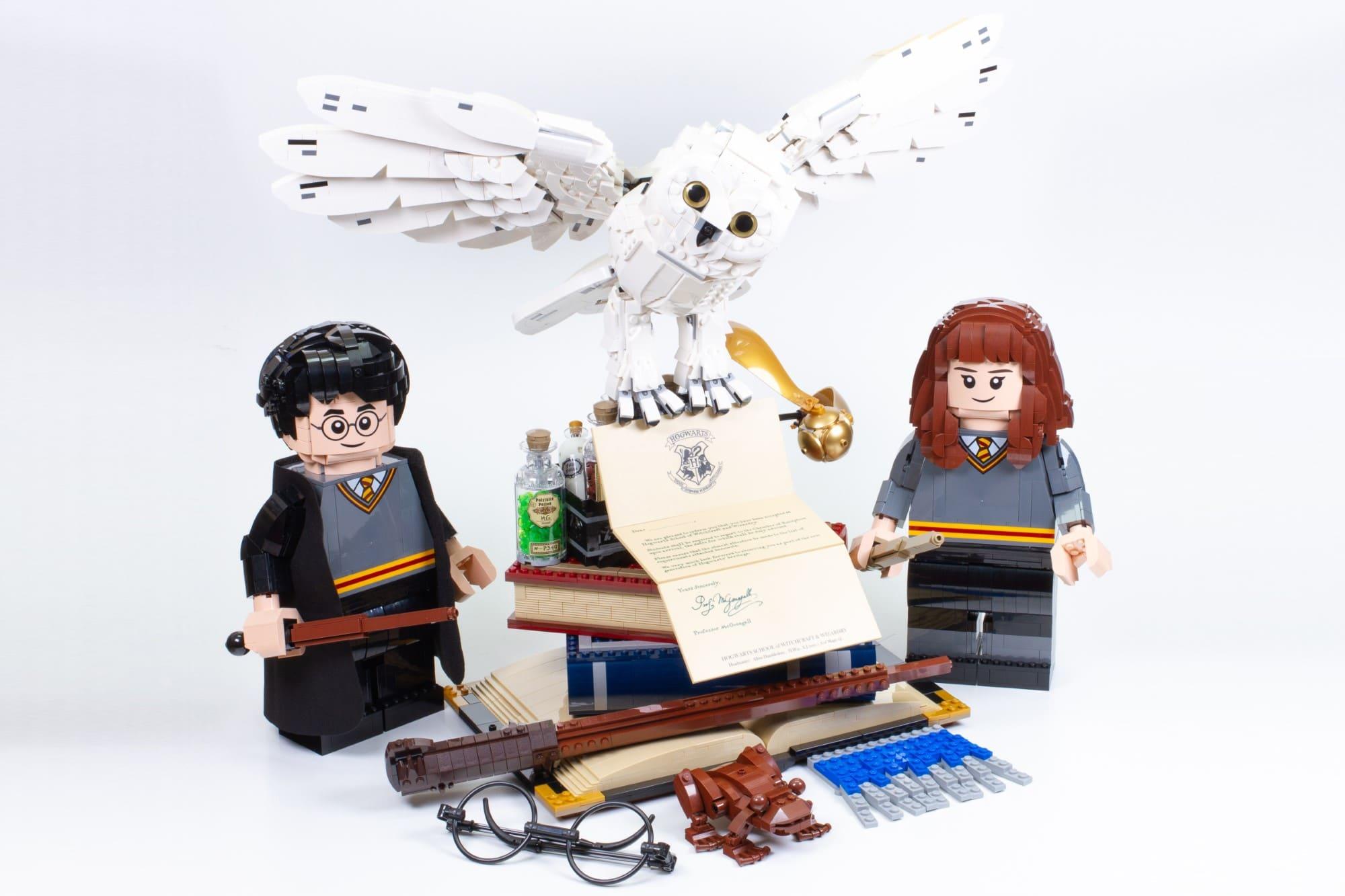 LEGO 76391 Hogwarts Icons Review Schritt 22 17