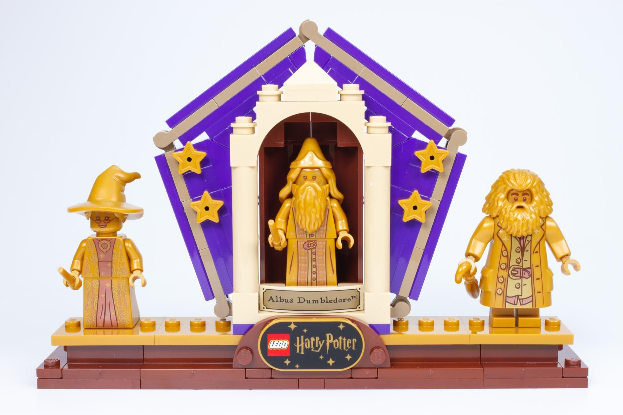 LEGO 76391 Hogwarts Icons Review Schritt 22 5