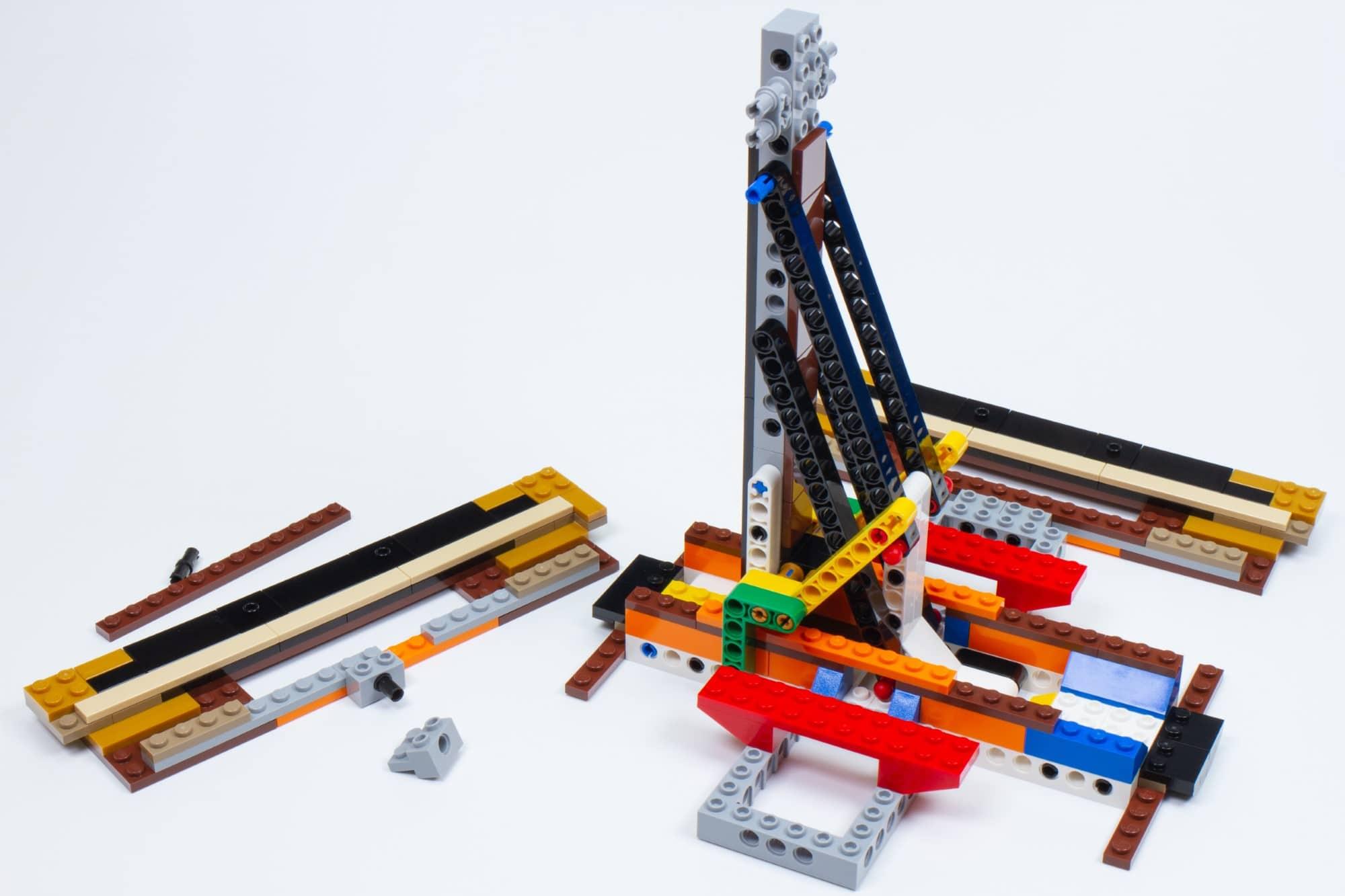 LEGO 76391 Hogwarts Icons Review Schritt 3 1
