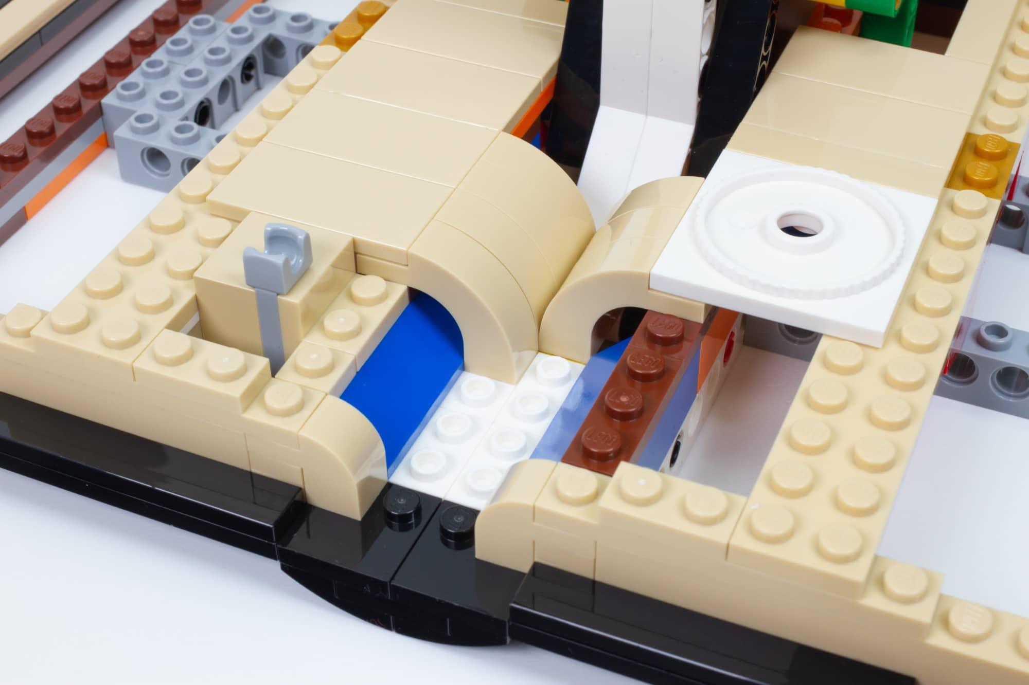 LEGO 76391 Hogwarts Icons Review Schritt 4 2