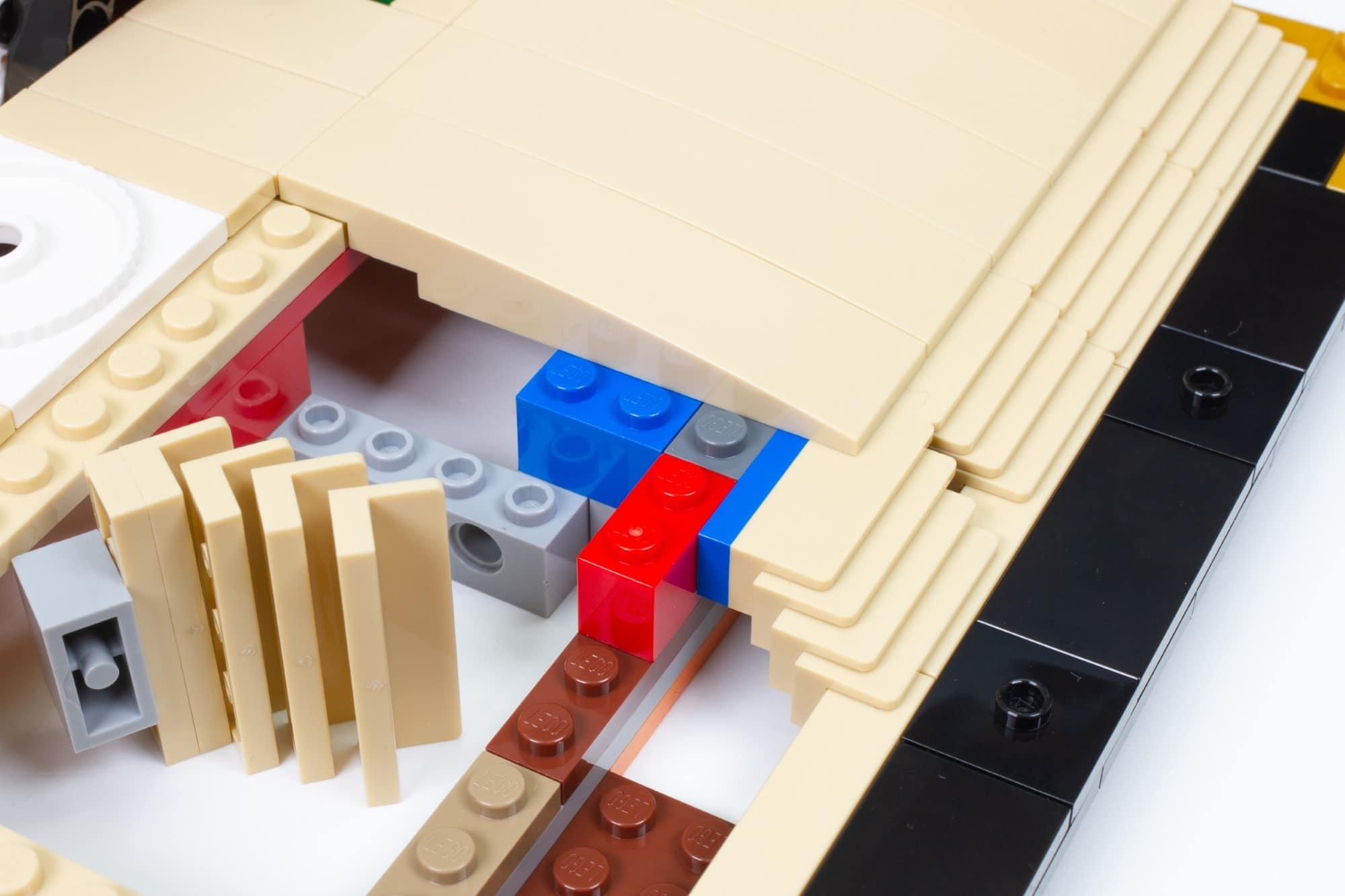 LEGO 76391 Hogwarts Icons Review Schritt 5 1