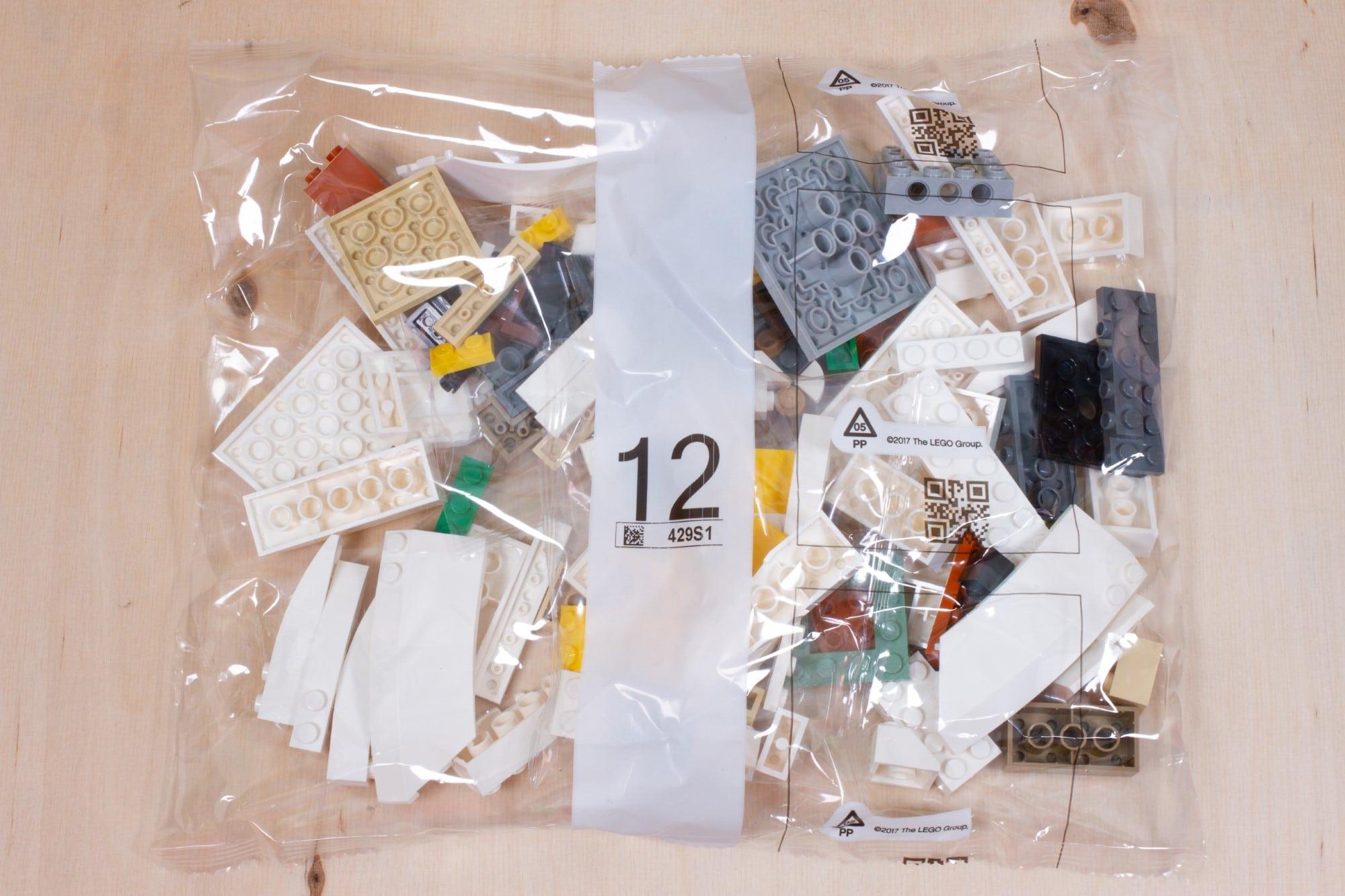LEGO 76391 Hogwarts Icons Review Unboxing 1 Schritt 12