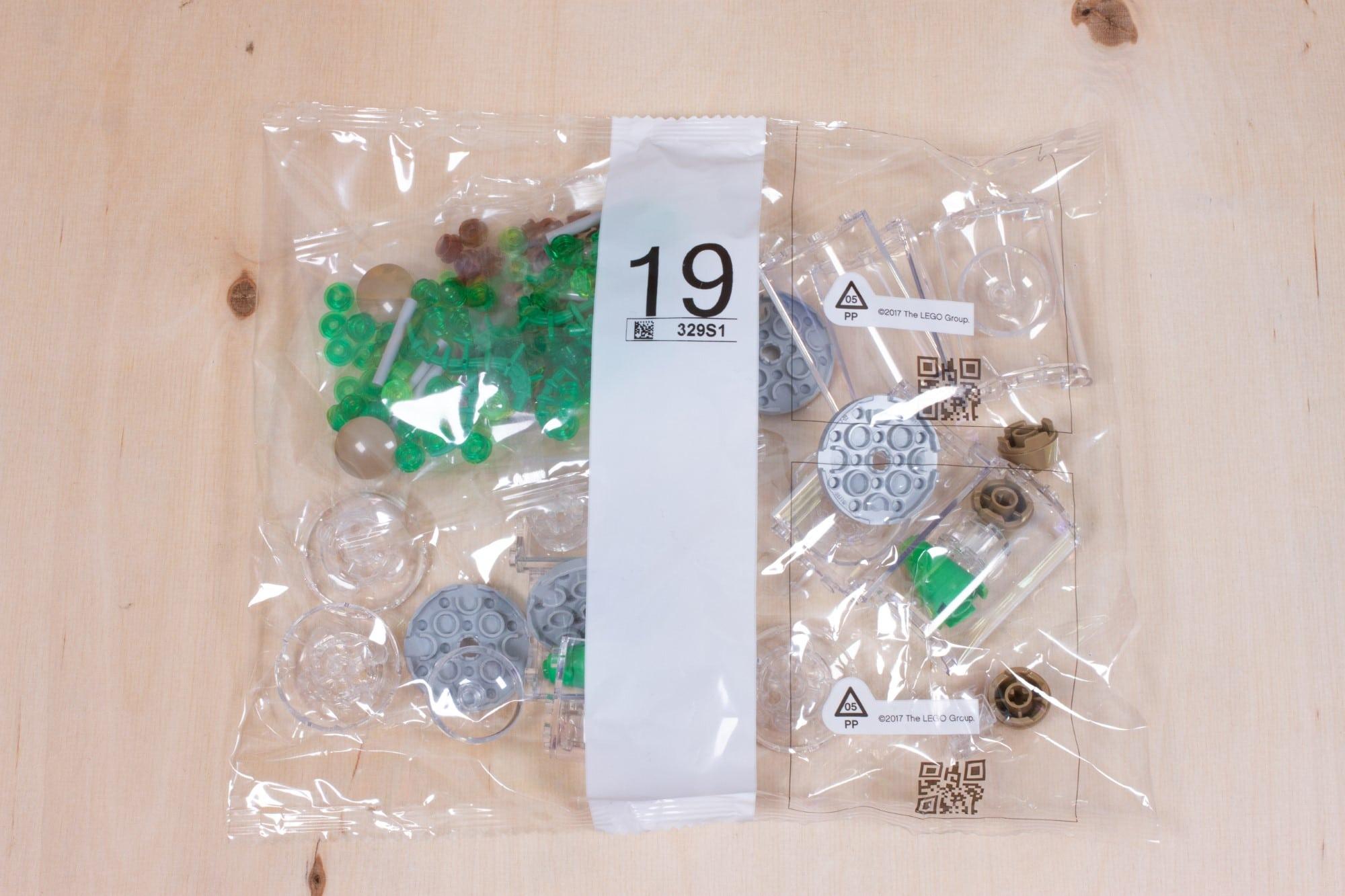 LEGO 76391 Hogwarts Icons Review Unboxing 1 Schritt 19