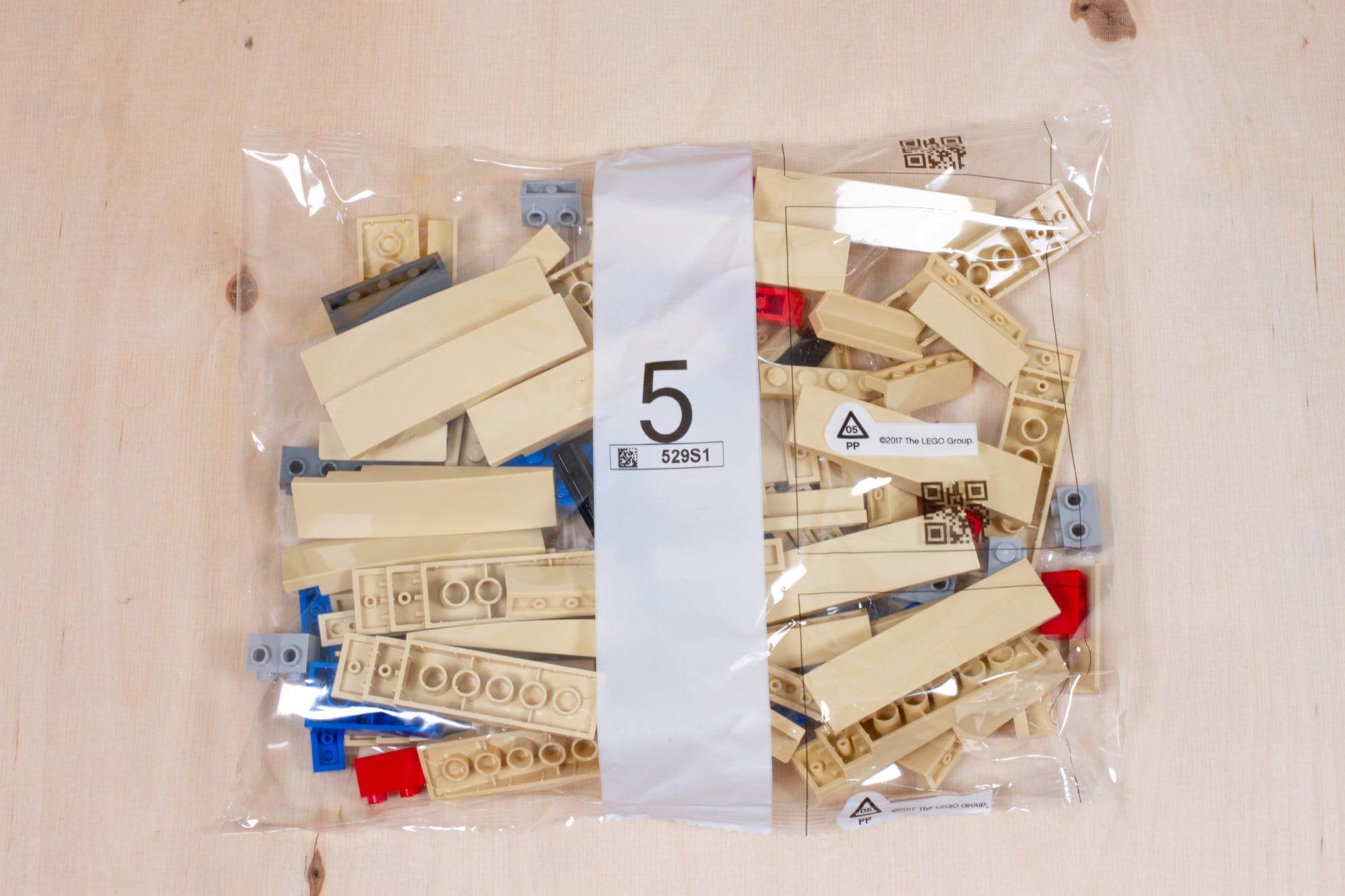 LEGO 76391 Hogwarts Icons Review Unboxing 1 Schritt 5