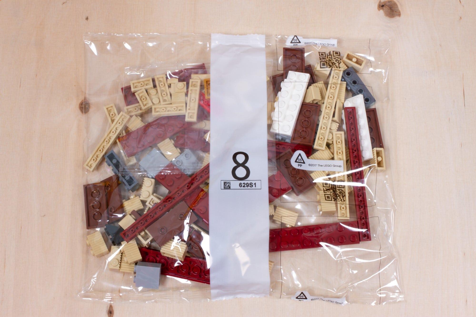 LEGO 76391 Hogwarts Icons Review Unboxing 1 Schritt 8