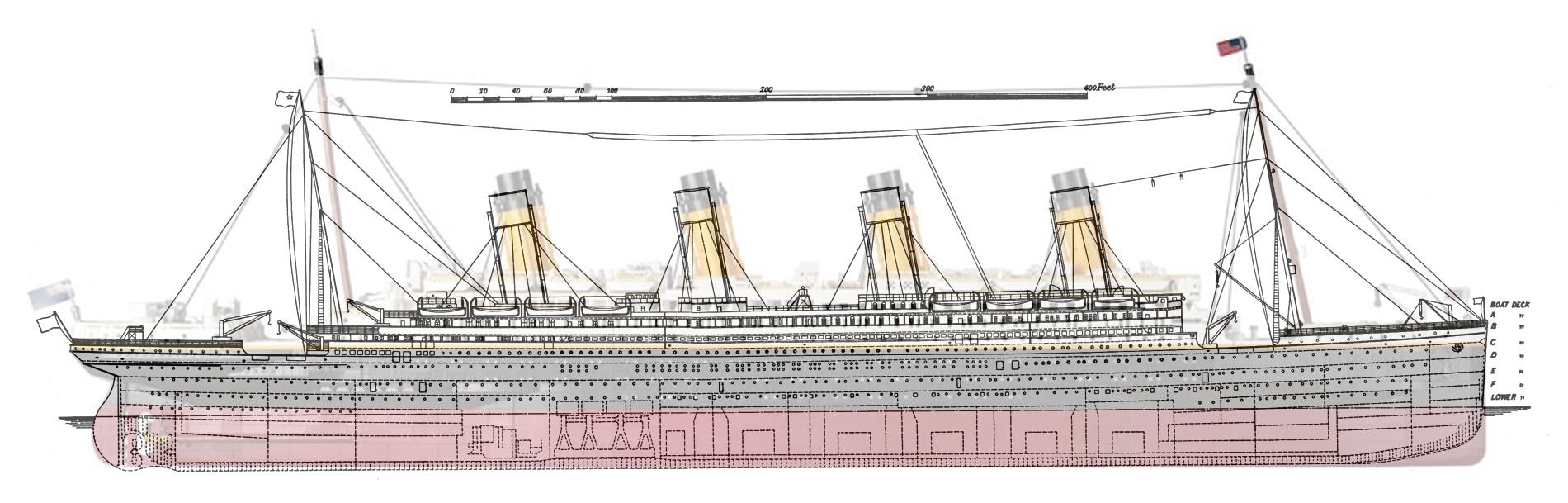 LEGO 10294 Titanic Vergleich Vorlage