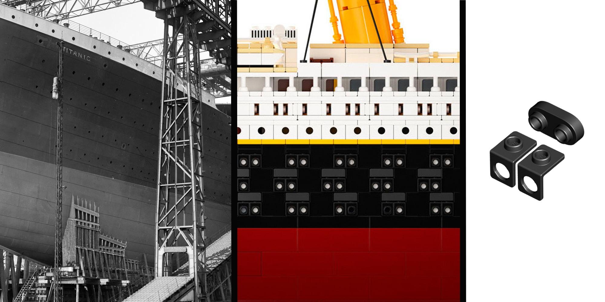 LEGO 10294 Titanic Vergleich Vorlage 7