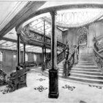 Titanic Großes Treppenhaus