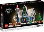 LEGO 10293 Besuch des Weihnachtsmanns