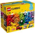 LEGO 10715 LEGO Kreativ-Bauset Fahrzeuge