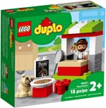 LEGO 10927 Pizza-Stand