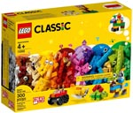 LEGO 11002 LEGO Bausteine- Starter Set