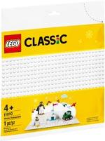 LEGO 11010 Weiße Bauplatte