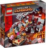 LEGO 21163 Das Redstone-Kräftemessen