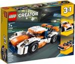 LEGO 31089 Rennwagen