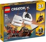 LEGO 31109 Piratenschiff