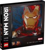 LEGO 31199 Marvel Studios Iron Man- Kunstbild