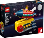 LEGO 40335 Weltraumrakete