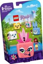 LEGO 41662 Olivias Flamingo-Würfel