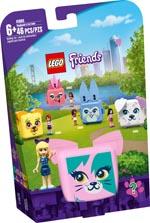 LEGO 41665 Stephanies Katzen-Würfel