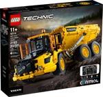 LEGO 42114 Knickgelenkter Volvo-Dumper (6x6)