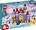 LEGO 43180 Belles winterliches Schloss