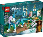 LEGO 43184 Raya und der Sisu Drache
