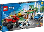 LEGO 60245 Raubüberfall mit dem Monster-Truck