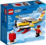 LEGO 60250 Post-Flugzeug