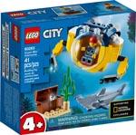 LEGO 60263 Mini-U-Boot für Meeresforscher
