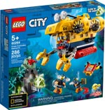 LEGO 60264 Meeresforschungs-U-Boot
