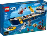 LEGO 60266 Meeresforschungsschiff