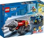 LEGO 60273 Verfolgung des Bohrfahrzeugs