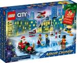 LEGO 60303 LEGO City Adventskalender