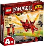 LEGO 71701 Kais Feuerdrache