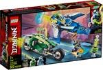 LEGO 71709 Jay und Lloyds Power-Flitzer
