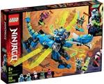 LEGO 71711 Jays Cyber-Drache