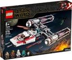 LEGO 75249 Widerstands Y-Wing Starfighter
