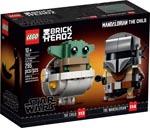 LEGO 75317 Der Mandalorianer und das Kind