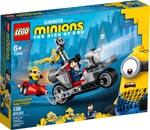 LEGO 75549 Unaufhaltsame Motorrad-Jagd