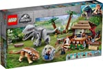 LEGO 75941 Indominus Rex vs. Ankylosaurus