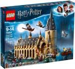 LEGO 75954 Die große Halle von Hogwarts