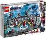 LEGO 76125 Iron Mans Werkstatt