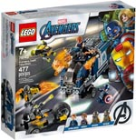 LEGO 76143 Avengers Truck-Festnahme