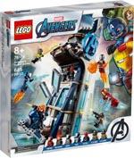 LEGO 76166 Avengers - Kräftemessen am Turm