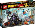 LEGO 80007 Gepanzerter Eisenstier