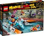 LEGO 80014 Sandys Schnellboot