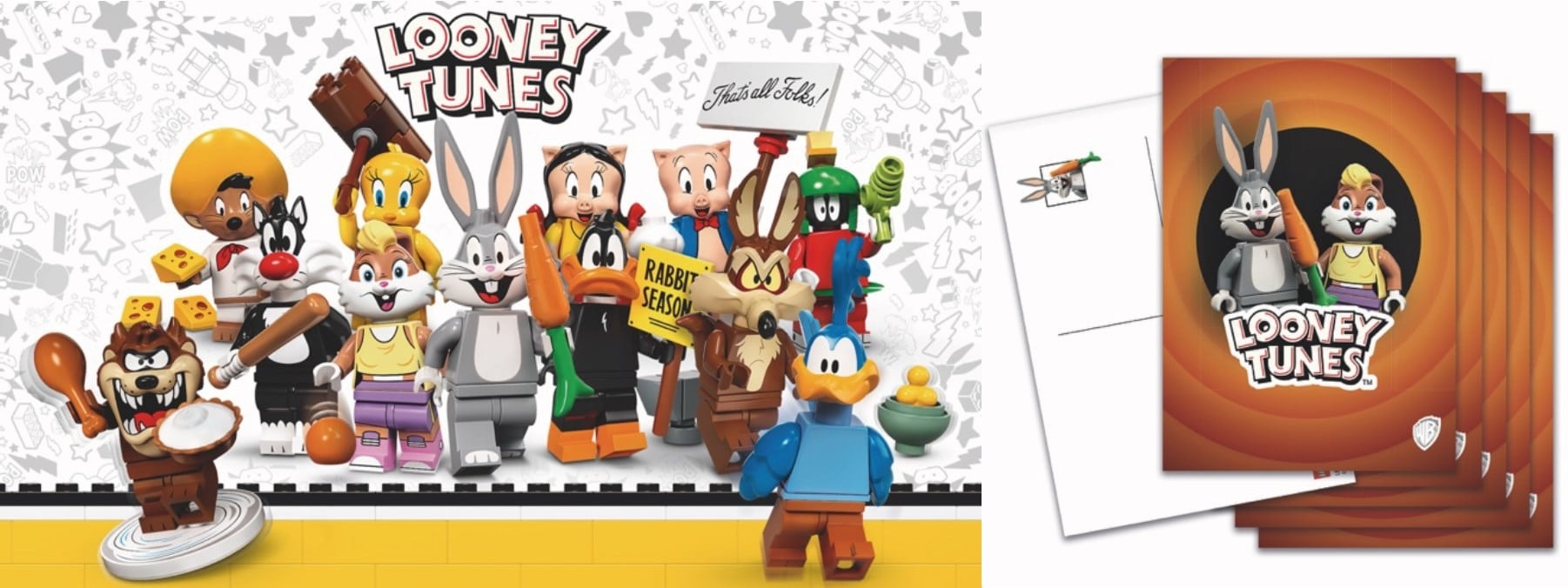 Jb Spielwaren April 2021 Looney Tunes