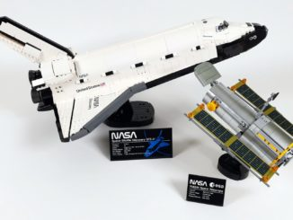 LEGO 10283 Nasa Spaceshuttle Discovery Titel